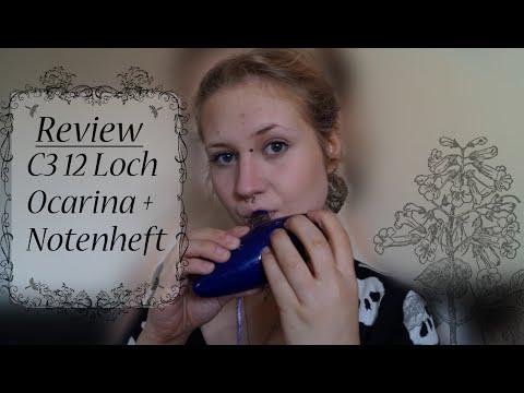Sifview: Kunststoff und Keramik Ocarina [German/English Sub./Review]