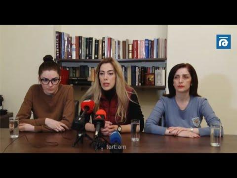 «ՎԵՏՕ» շարժման նախաձեռնող խմբի աղջիկների ասուլիսը