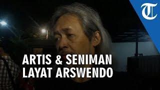 Sejumlah Tokoh Melayat ke Rumah Mendiang Arswendo Atmowiloto