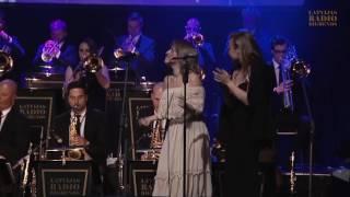 Shayna Steele & Latvian Radio Big Band - Wear Me Down