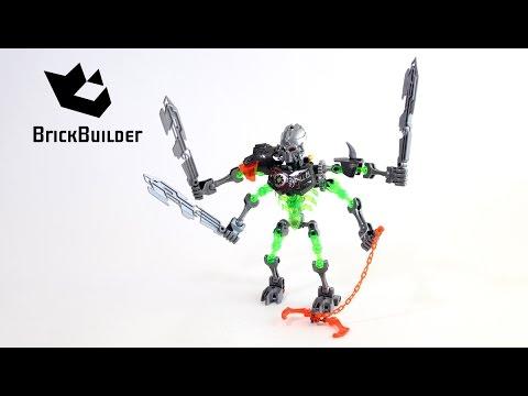 Vidéo LEGO Bionicle 70792 : Le Crâne trancheur