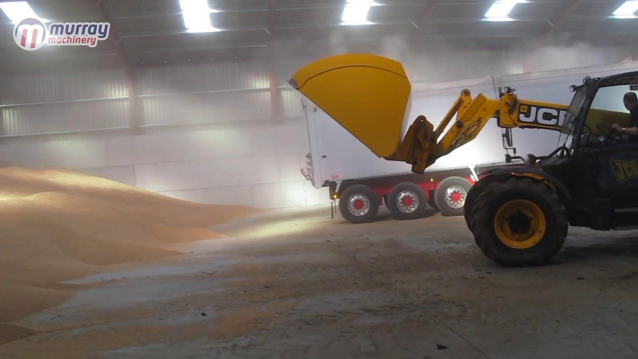 Murray Machinery Hi-Tip Grain Bucket
