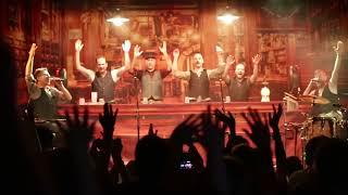 "FIDDLER'S GREEN - ""John Kanaka"" - Irish Pub Cup Song  (live in Bremen 2017)"