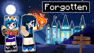 We ESCAPE the FORGOTTEN Palace in Minecraft!