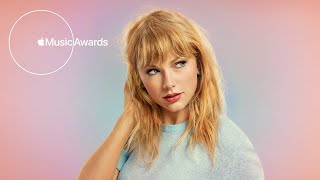 Taylor Swift: folklore, evermore and Songwriting | Apple Music Awards 2020