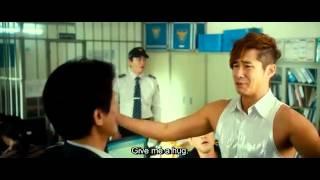 Kang Ji Hwan_Funny Runway Cop scene cut_