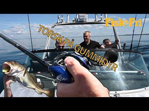 NY VIDEO: Sådan fanger du torsk på jigs og softbaits