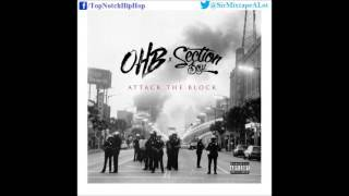 Chris Brown, Hoody Baby & Young Lo - I Can Tell (Attack The Block)