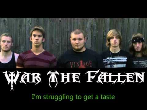 War The Fallen - The Rising (Lyric Video)