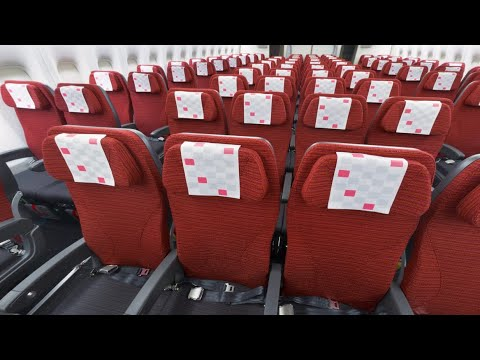 [Quick review] Japan Airlines B777-20ER NEW* Economy Class