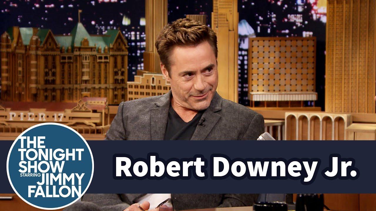 Robert Downey Jr. Had a Ball Pit at His 50th Birthday Party thumbnail