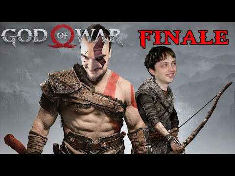 Barb plays God of War Finale: To be continued