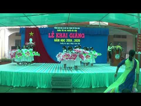 [Múa] Bụi phấn - Khối 2 - TH Nguyễn Hữu Huân