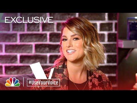 The Voice 2018 - Cassadee Pope on Her Mom (#UseYourVoice)