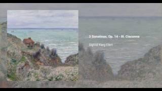 3 Sonatinas, Op. 14