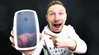 Мне попался iPhone 7 в сюрприз кейсе