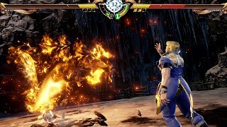SOULCALIBUR 6 2018 - Maxi vs Xianghua Gameplay (PS4 Pro)