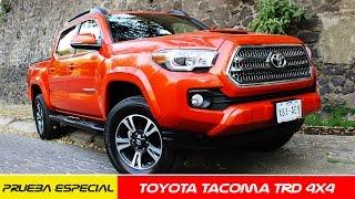 Toyota Tacoma 4x4 a prueba - CarManía