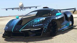 *NEW* GTA 5 Emerus Supercar $3,250,000 Spending Spree! (GTA 5 New Cars)