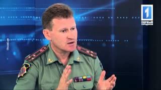 Вячеслав Кравченко, полковник внутренней службы