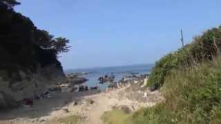 荒崎海岸のイメージ