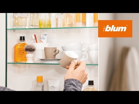 Blum zone planner – consider enough storage space in your new kitchen!