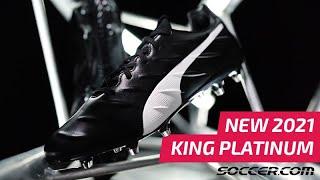 New PUMA King Platinum 21 Tech Review