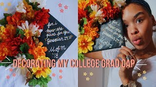 DIY Graduation Cap! | Alexis Gilbert