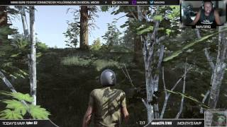 H1Z1 Battle Royale Gameplay - FRIENDS TILL THE END | H1Z1 PC Gameplay