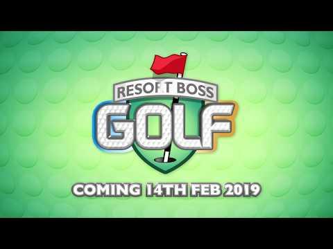 Resort Boss: Golf   Announcement Trailer - Launching 14th Feb 2019 thumbnail