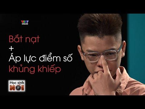 Áp lực KHỦNG KHIẾP từ chuyện HỌC HÀNH khiến nam sinh suýt ĐÁNH MẤT MÌNH | Học sinh nói (VTV7)