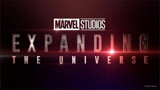 """MARVEL'S """"EXPANDING THE UNIVERSE"""" TRAILER TEASED"""