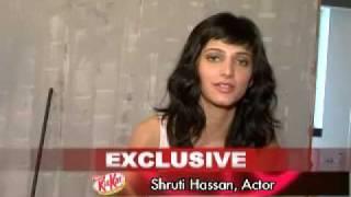 Shruti Hassans exclusive hot photo-shoot!