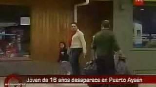 preview picture of video 'Menor de 16 años desaparece en extrañas circunstancias en Puerto Aysén'