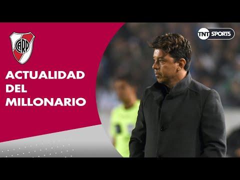 RIVER: sorpresa entre los convocados para la Libertadores
