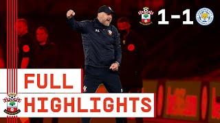 Southampton 1-1 Leicester Pekan 34
