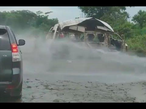 Ataque con explosivos a comision judicial en el Catatumbo | Noticias Caracol