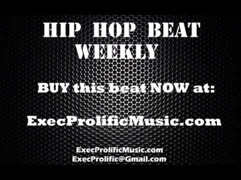 "HIP HOP BEAT WEEKLY ""COLD AS ICE"""