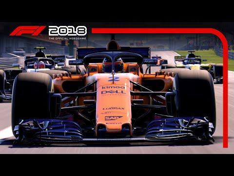 TRAILER OFICIAL 'F1 2018'