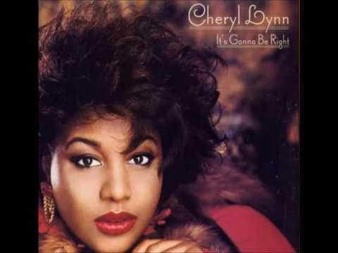 Cheryl Lynn   Loafin' 1985