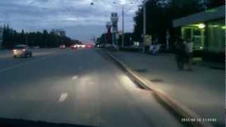 ДТП с участием мотоцикла (Уфа)