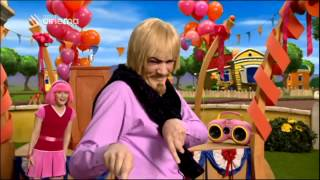 ᴴᴰ Lazy Town Sny o tanci CZ youtube original