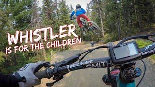 Whistler Bike Park Is For The Children