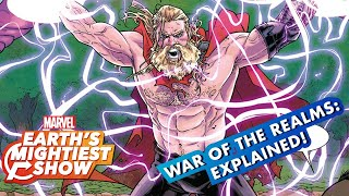 The Biggest Threat to the Marvel Universe | Earth's Mightiest Show