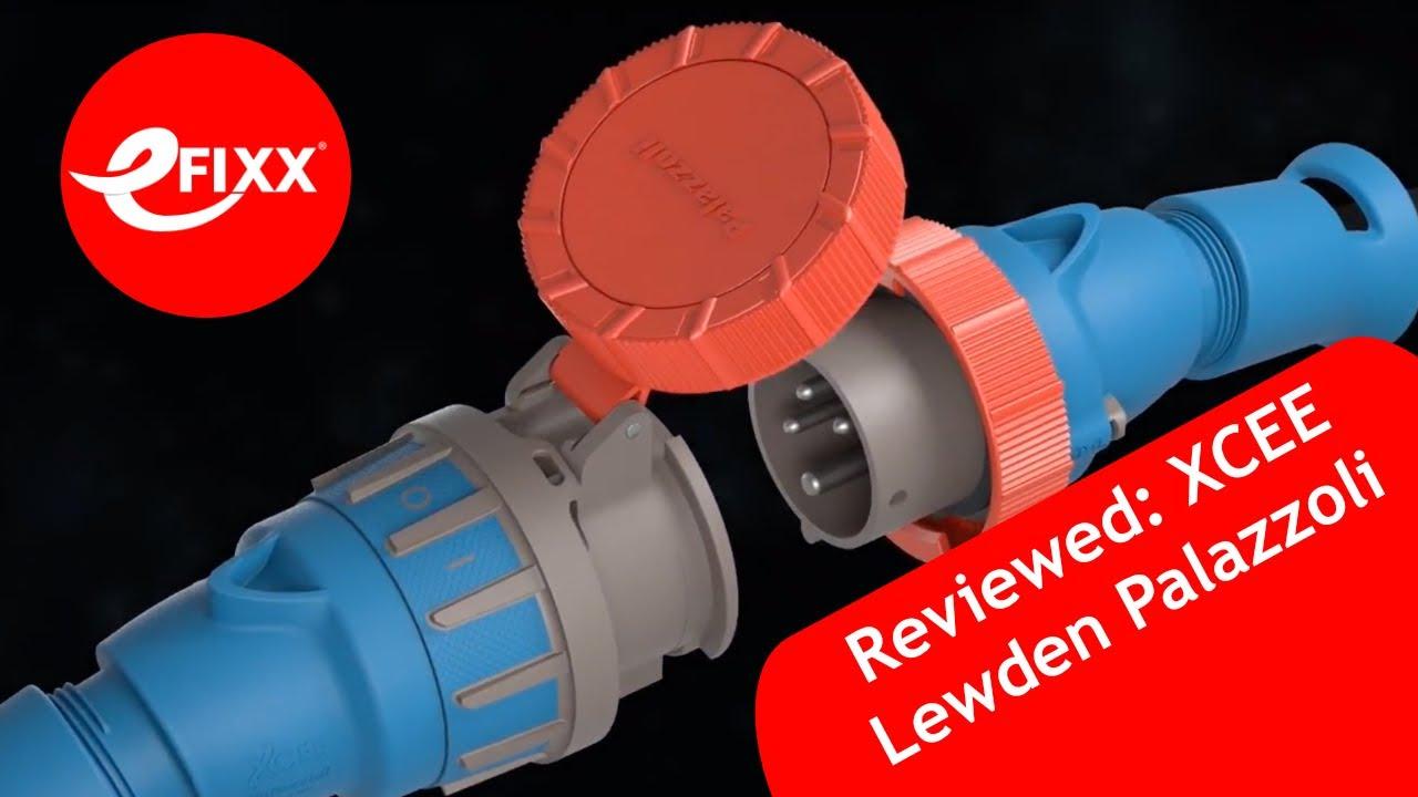 Reviewed: Lewden Palazzoli XCEE (Ceeform)Industrial Plug and Sockets  IP69k