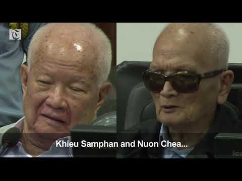 Khmer Rouge leaders found guilty of genocide in landmark ruling