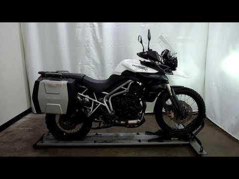 2011 Triumph Tiger 800 XC in Eden Prairie, Minnesota - Video 1