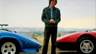 Lamborghini Countach Top Gear James May