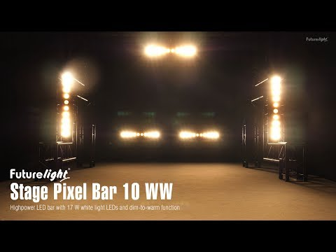 FUTURELIGHT Stage Pixel Bar 10 WW