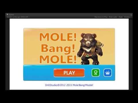 Video of Mole! Bang! Mole!  3D
